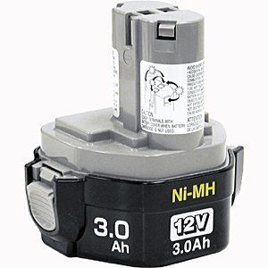 Makita 12v Ni Mh Pod Battery 2 6ah 1234 193157 5 Battery Pack Battery Makita