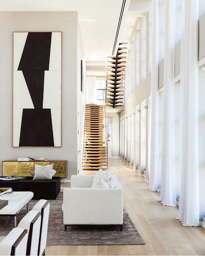 Interior Design Home Staging: Modern Home Interior