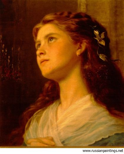 Sophie Gengembre Anderson 1823 1903 Sanatsal Resimler