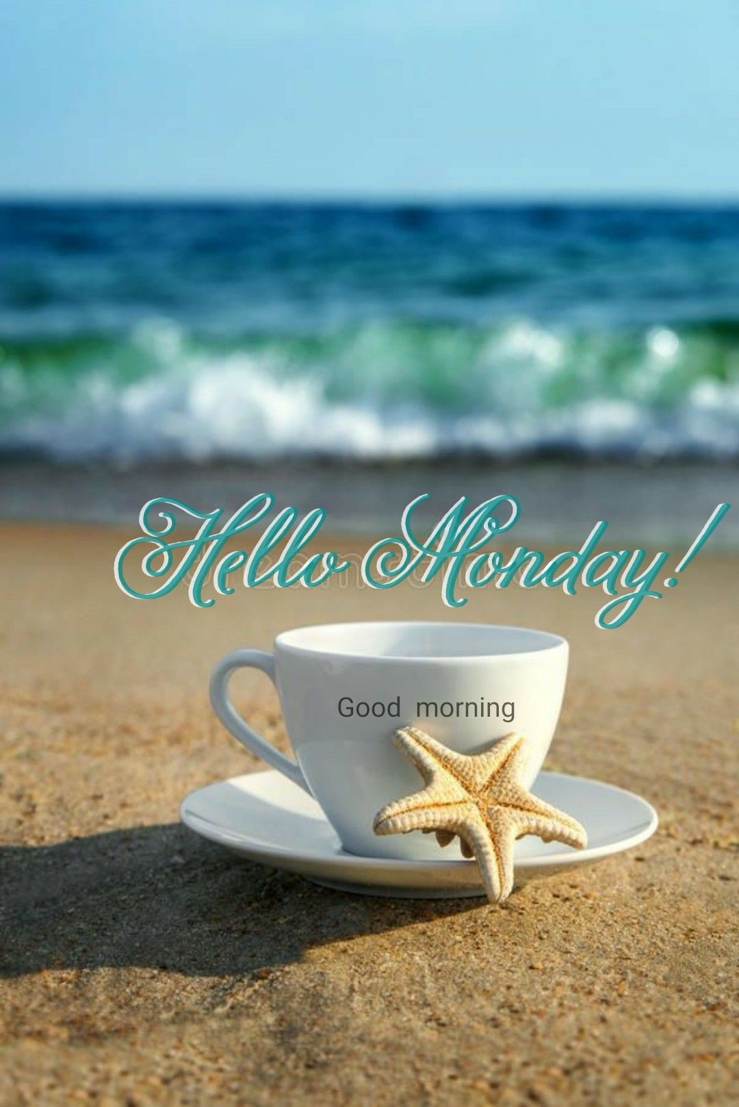 Happy Monday Coastal Lovers Good Morning Messages Good Morning Morning Wish