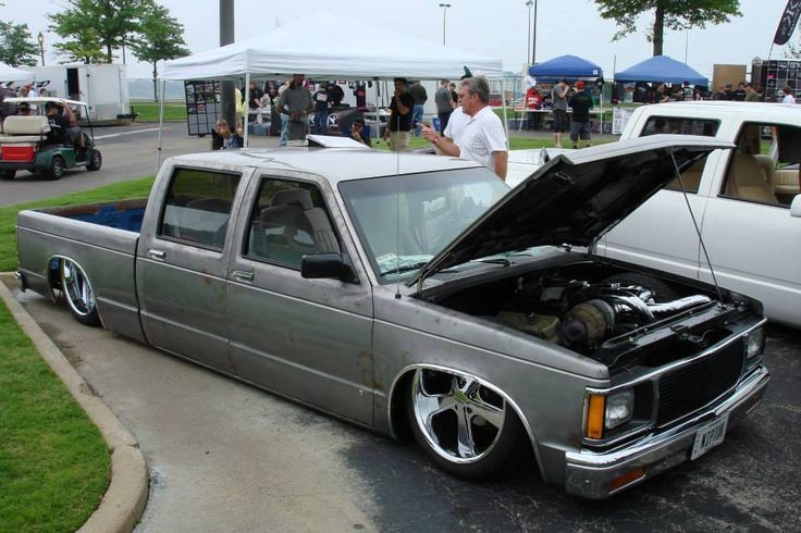 Custom 4 door s10 | 1st gen Chevy crew cab s10 | rods | Chevy trucks