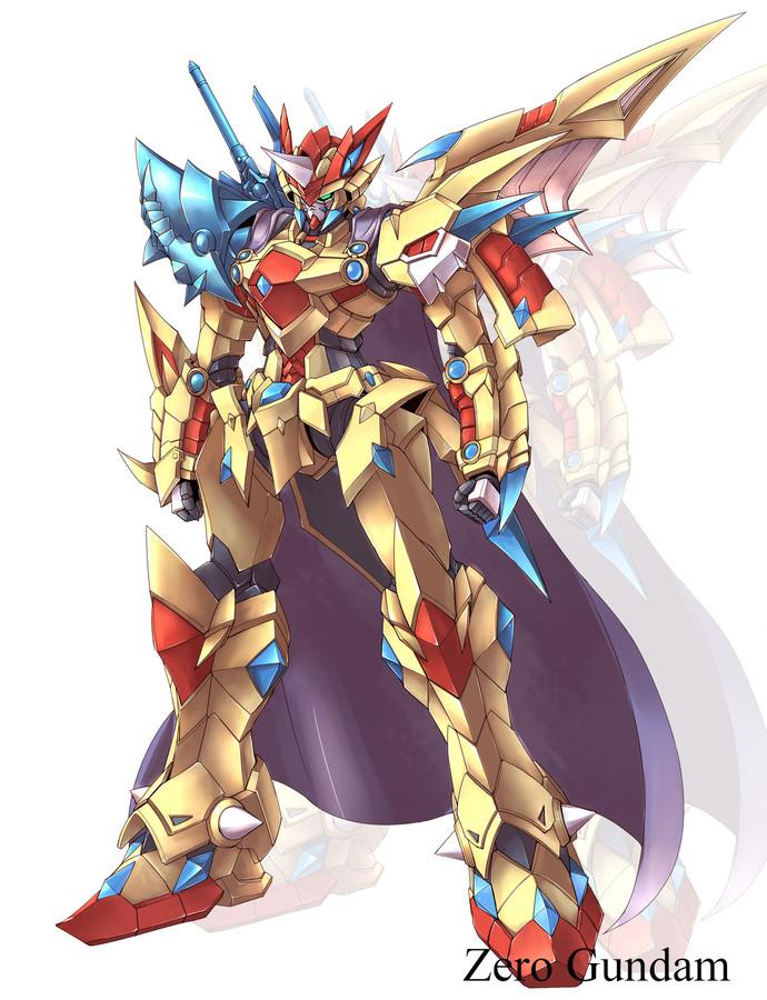 Gundam By Zeckover On Deviantart Mecha Anime Gundam Gundam Wallpapers