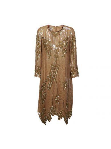 DRIES VAN NOTEN Dries Van Noten Dorindo Embroidered Dress. #driesvannoten #cloth #dresses