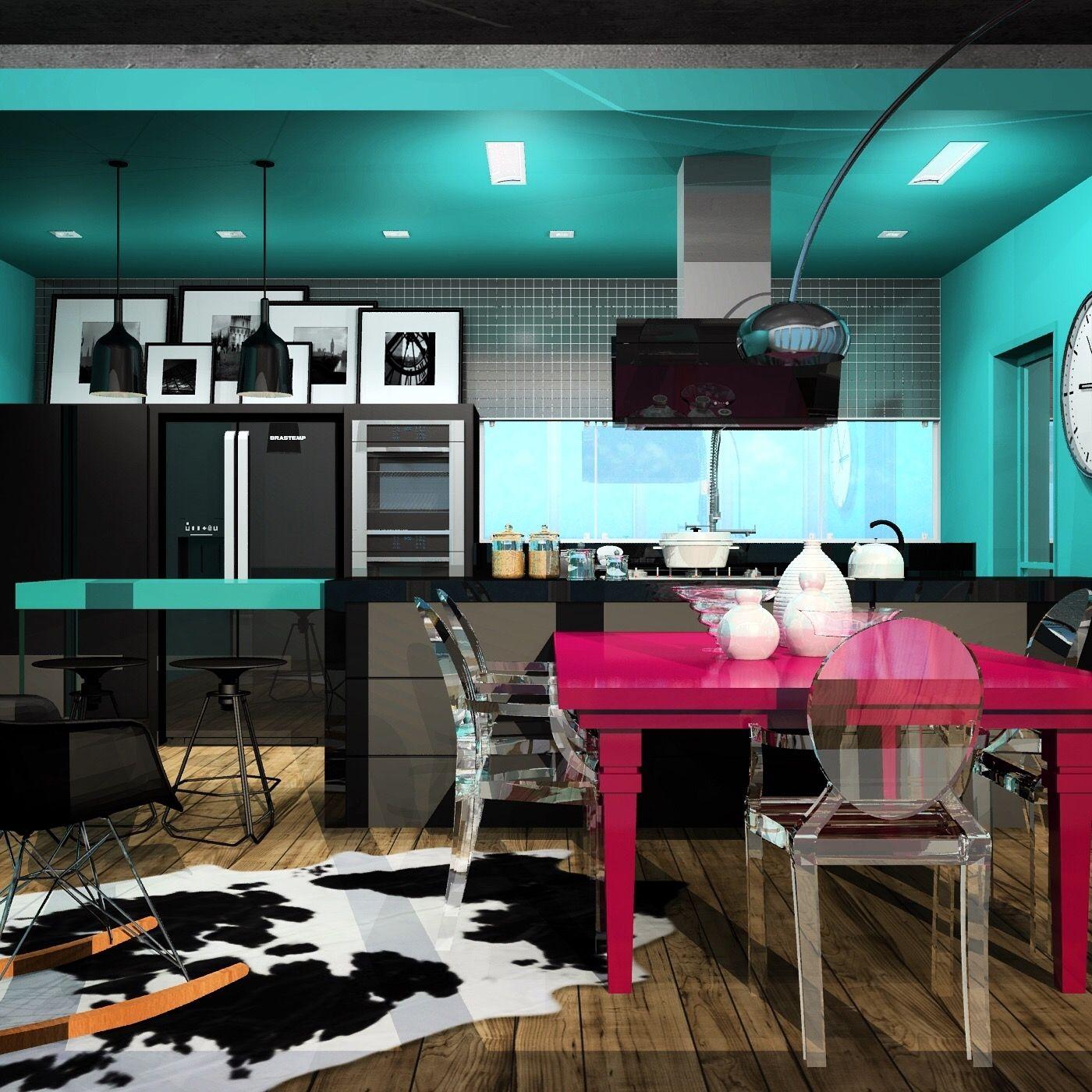 Galeria Promob - Galeria de Projetos - Projetos | D-Interiores ...