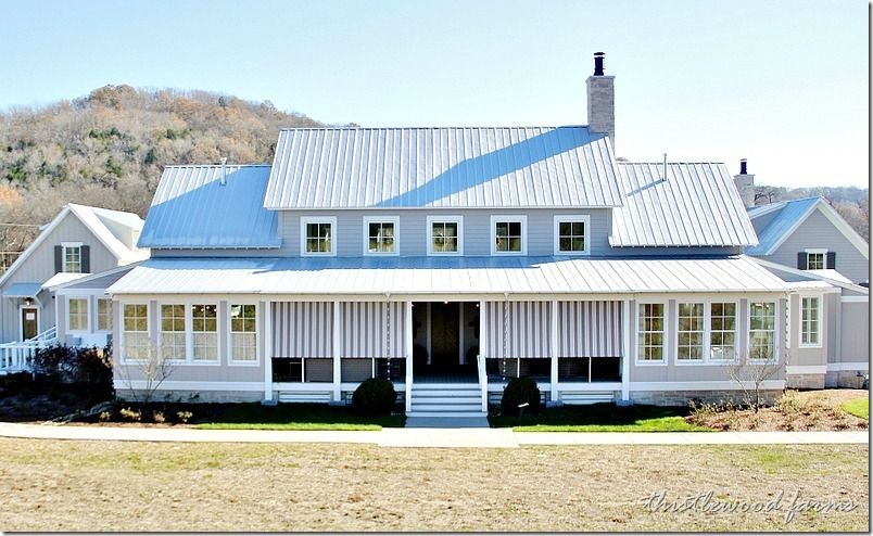 Southern Style Decorating Ideas From Southern Living Thistlewood Farms Southern Living Homes Country Style Homes Country Farmhouse Decor