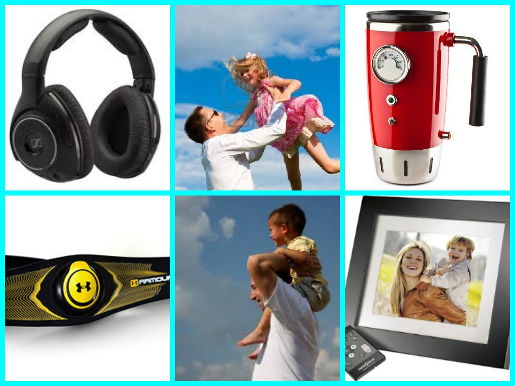 The BEST techy gifts for your low-tech dad! #abcey