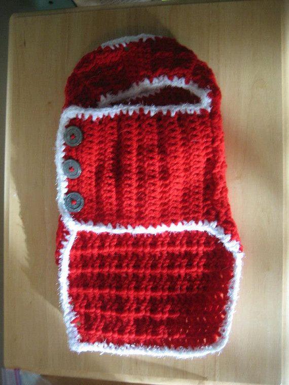 Ropa para perros ganchillo suéter de perro Crochet capa de | Trajes ...