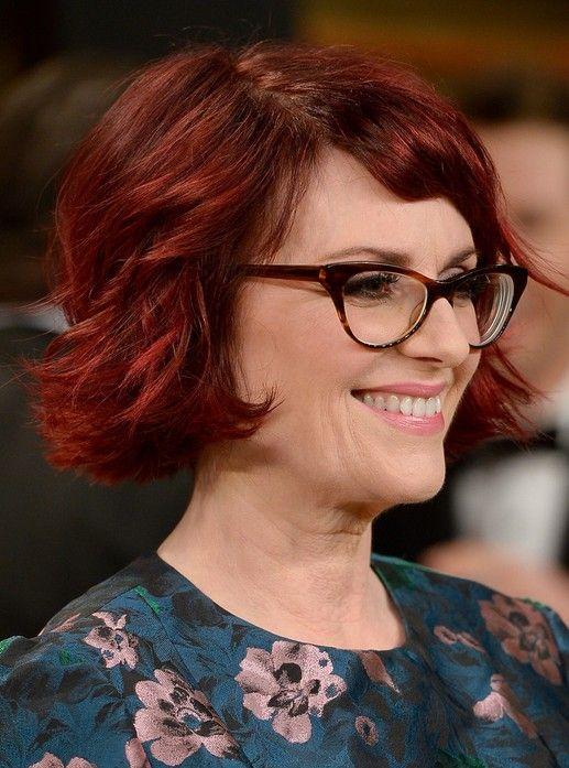 Trendy Short Wavy Hairstyles For Older Women Megan