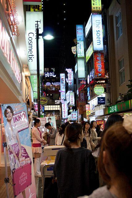 Seoul - Myeongdong 명동