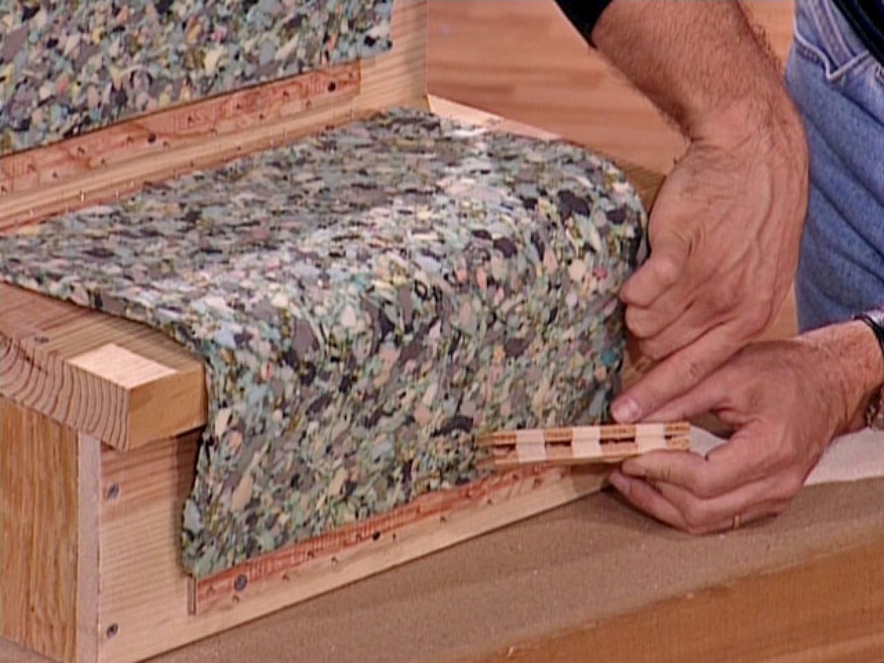 How To Install A Carpet Runner On Wooden Stairs | How Tos | DIY