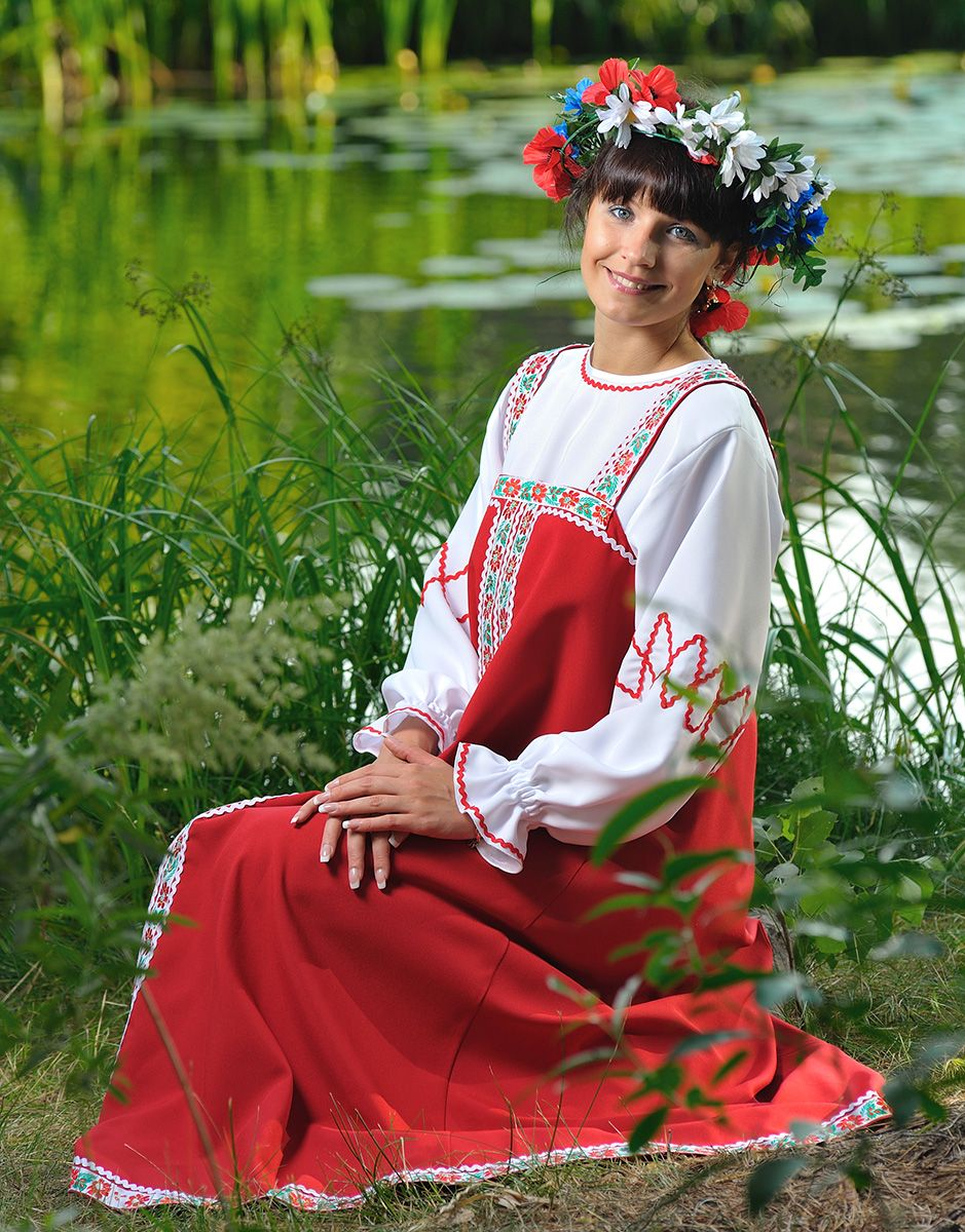 41++ Russian dresses ideas