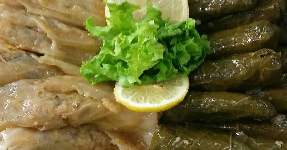 محاشي مشكله بدبس الرمان بالصور من Hessa Alkhaldi Recipe Vegetarian Recipes Recipes Food