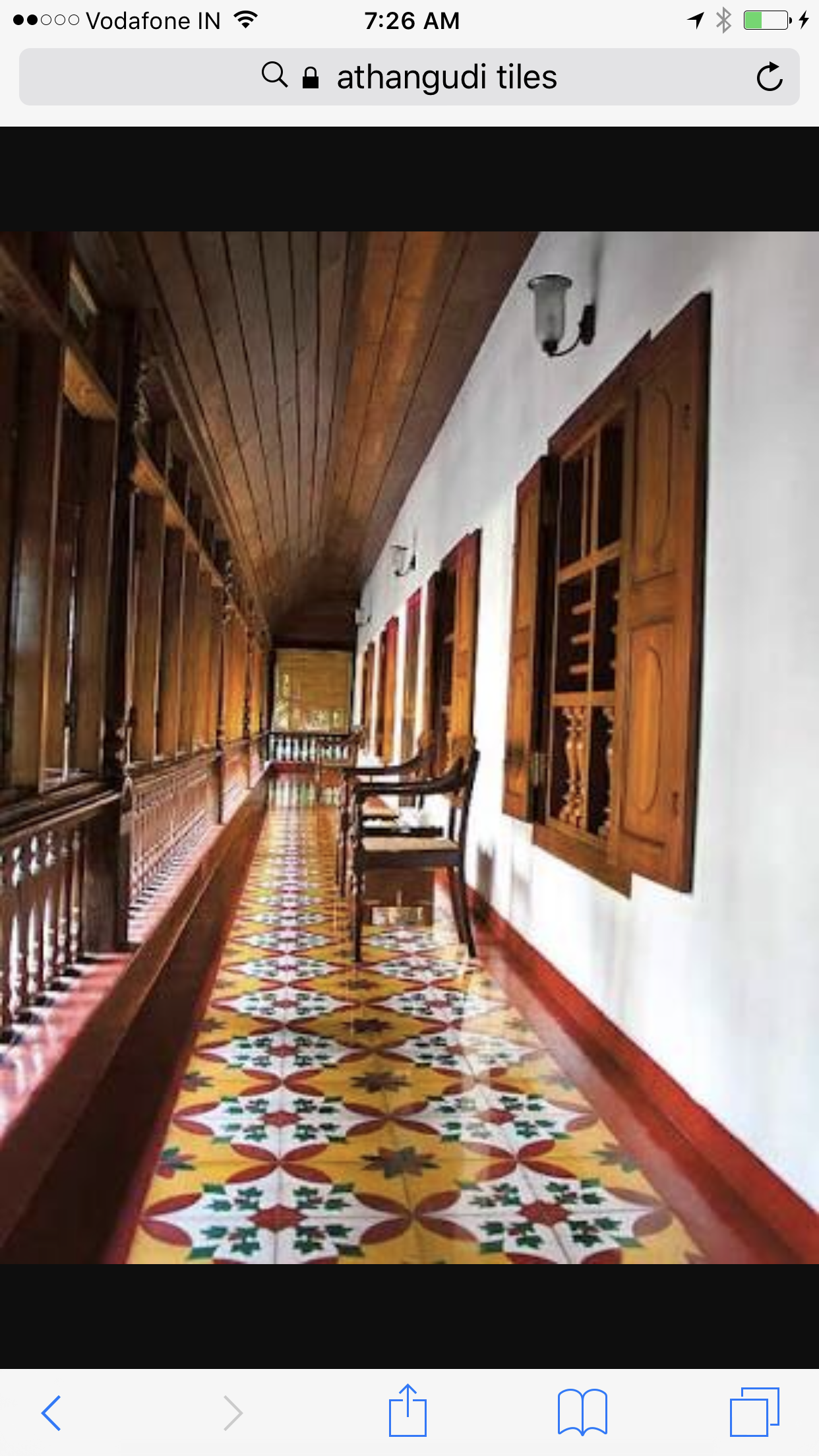 Chettinad house indian interiors tile design floor also pin by dressyourhome home decor on tiles walls and flooring rh pinterest