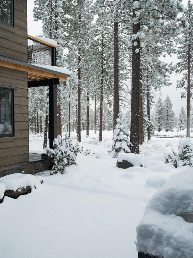 Dream Home 2014: Snow Pictures