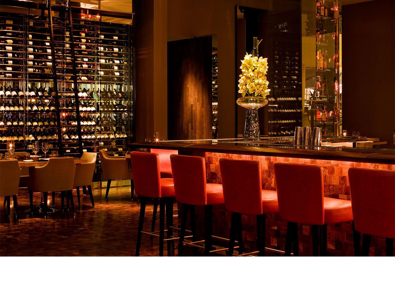 Bourbon Steakhouse Miami Turnberry Isle Miami Florida