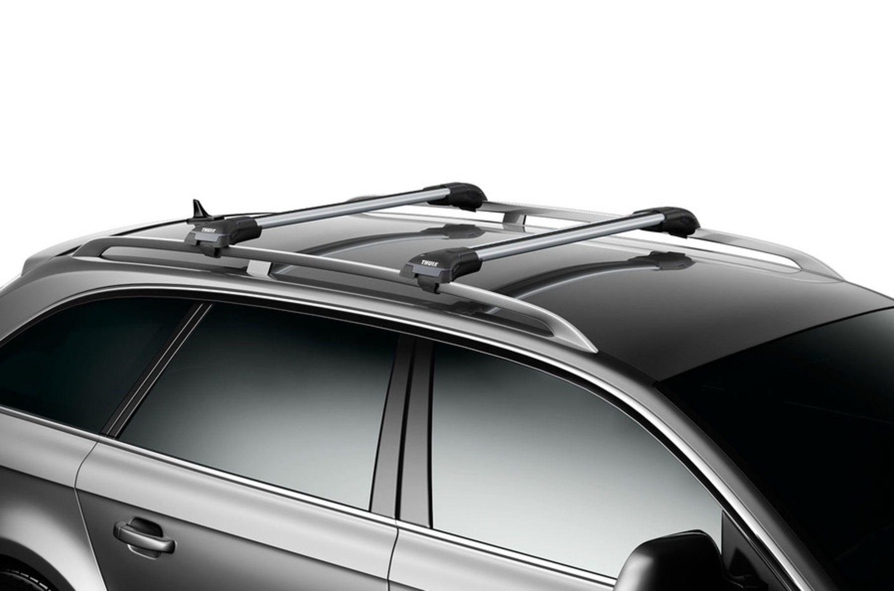 Thule Aeroblade Edge 750x Car Roof Racks Thule Roof Rack Roof Rack