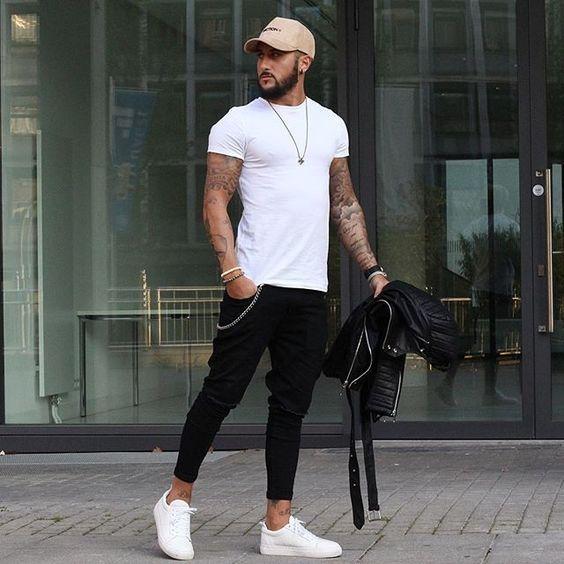 Macho Moda Blog de Moda Masculina: Roupa de Homem para