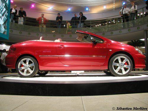 Peugeot 307 Cc Cars Peugeot Cars Cabriolets