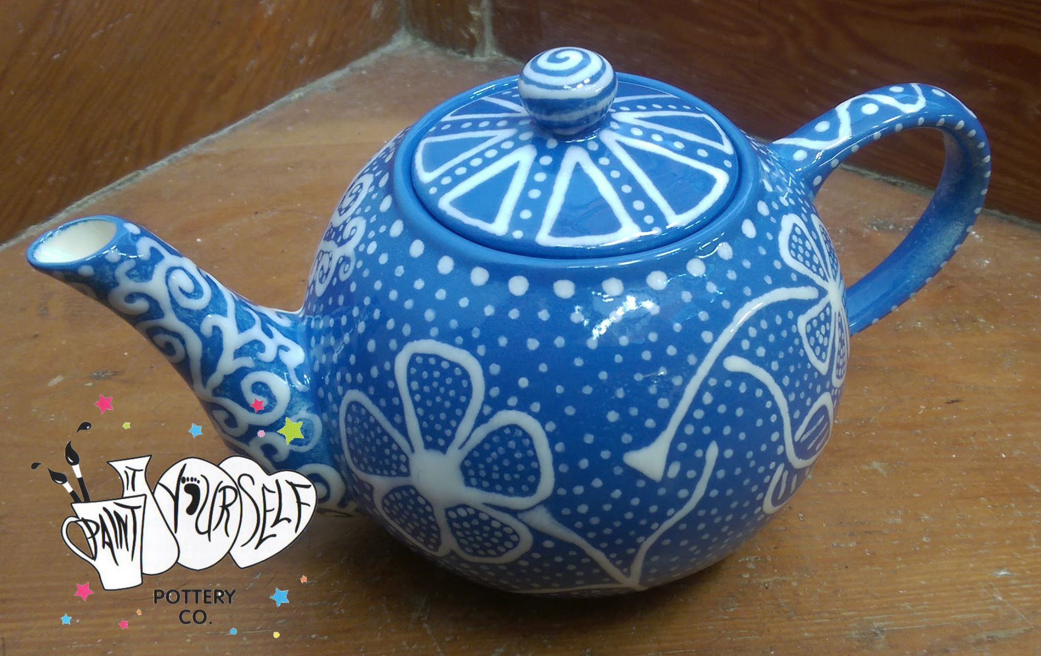 Pin by Paint it Yourself Pottery Co on Customer Pieces
