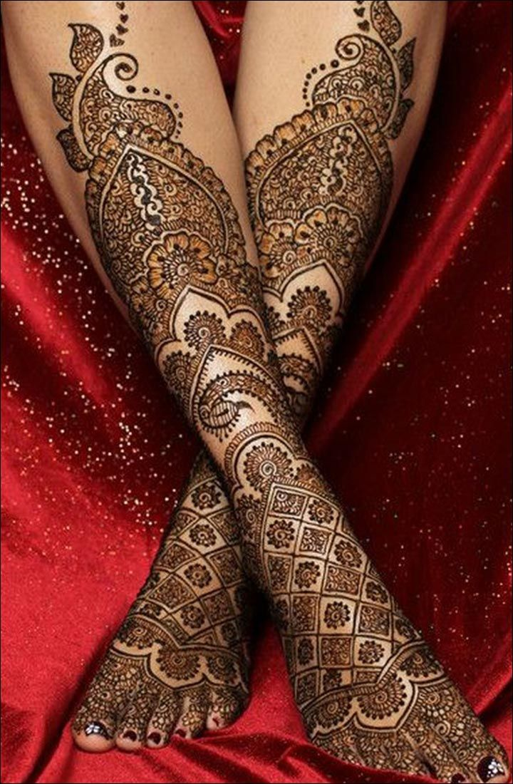 Mughlai Mehndi Designs – Our Top 40 Mughlai Henna Arts