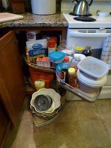 great lazy susan kitchen kitchen cabinet organization kitchen cabinets on kitchen organization lazy susan id=39383