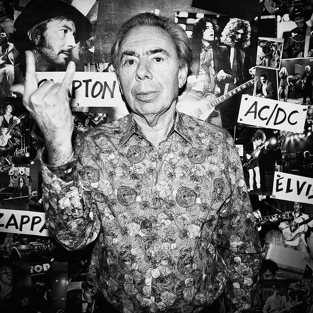 At a glance @andrewlloydwebber  the composer of Cats Evita and The Phantom of the Opera  might be the least likely person to produce and compose a musical about pent-up prep-schoolers who learn to stick it to the man. But hes done just that for the Broadway adaptation of the 2003 Jack Black comedy School of Rock (@sormusical). I havent written a score thats going to change the Western world or the musical as we presently know it. Andrew said of the $16 million show. But I just hope its fun…