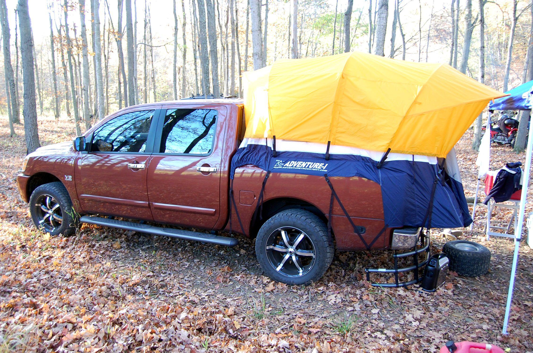 Titan bed tent & Titan bed tent | Pickup Truck Camping | Pinterest
