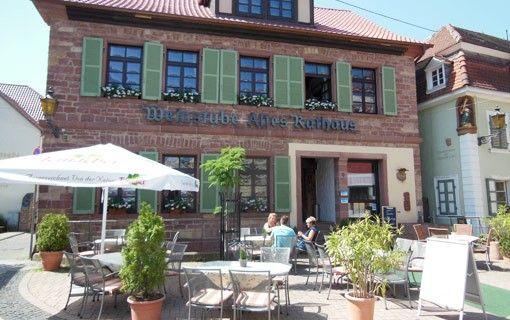 Altes Rathaus Sankt Martin Rathaus Weinstuben Restaurant