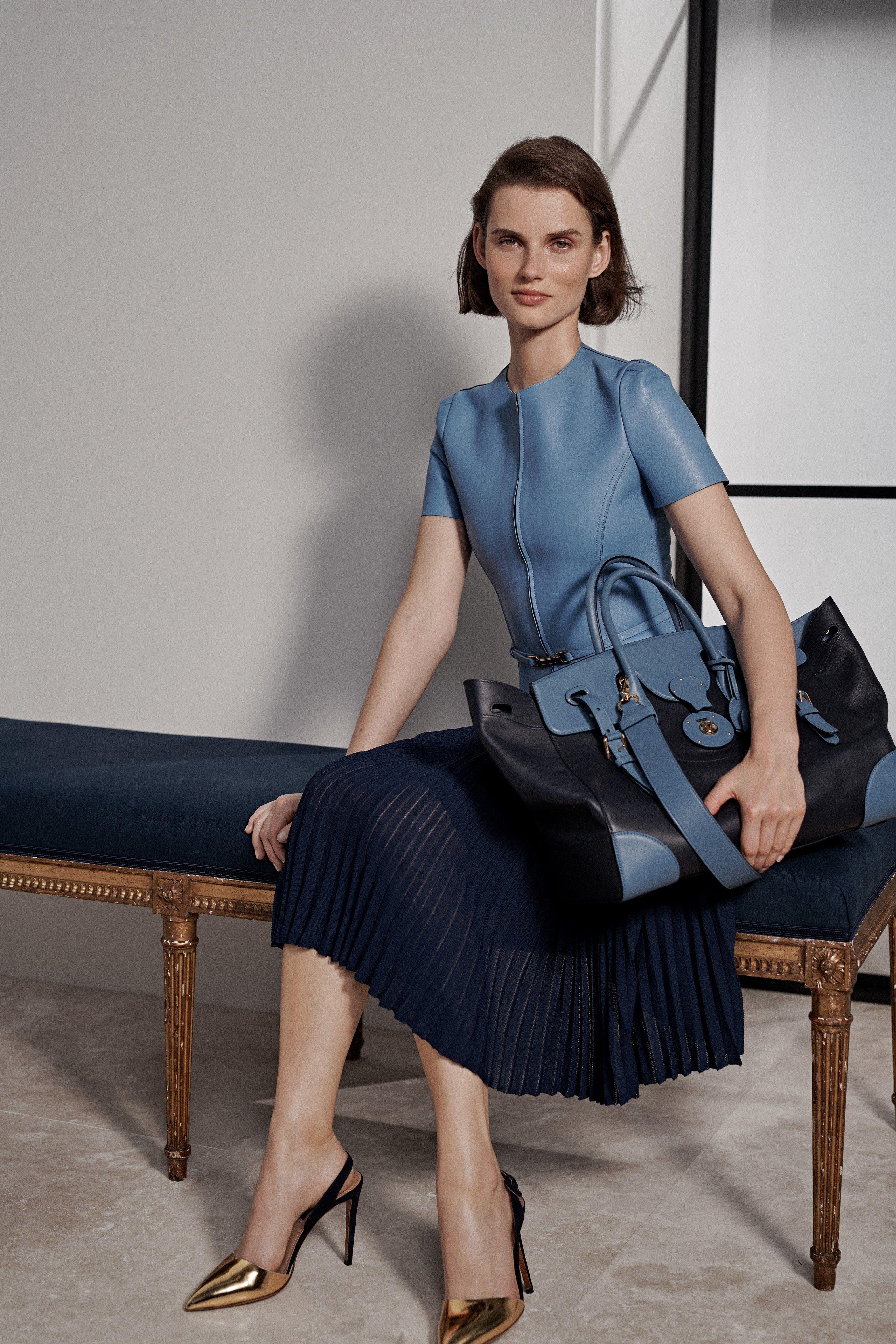 49a20d2b136b Ralph Lauren Resort 2019 New York Collection - Vogue  RalphLauren  fashion   Koshchenets