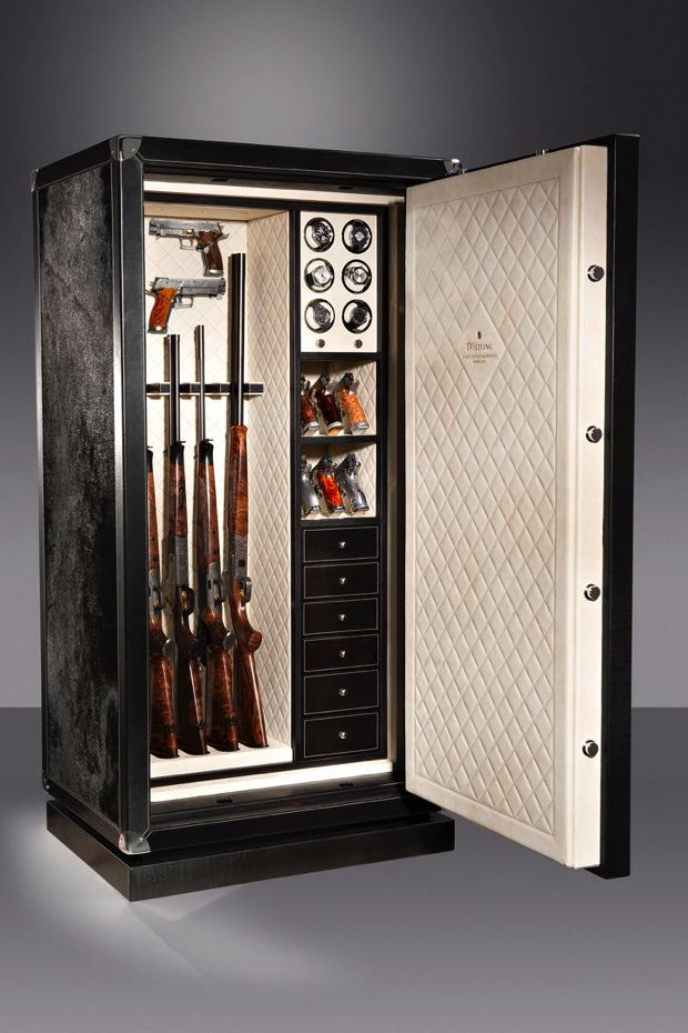 15 Luxury Safes for the Modern Household | House ideas ...