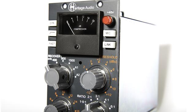 Heritage Audio 2264 JR Test :: Bonedo