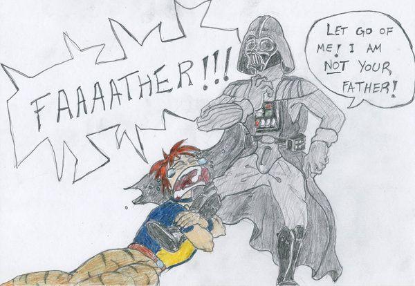 Steve Skywalker? by CrystalGlacier on DeviantArt