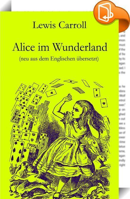 Alice im Wunderland    :  Die Titelheldin Alice wird während eines langweiligen Picknicks mit ihrer Schwester auf ein weißes Kaninchen aufmerksam, dem sie schließlich in dessen Kaninchenhöhle folgt. Dabei landet sie in einer traumhaften Unterwelt, die vor Paradoxa und Absurditäten nur so strotzt. Bei dem Versuch, dem Kaninchen zu folgen, passieren ihr zahlreiche Missgeschicke. So begegnet sie einer Gruppe winziger Tiere, die in einem Meer von Alices Tränen gestrandet sind, wird im Kani...