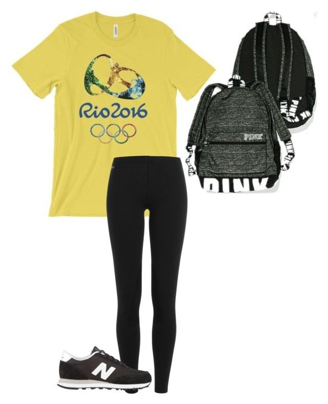 """Untitled #33"" by fia2002 on Polyvore featuring Polo Ralph Lauren and New Balance"