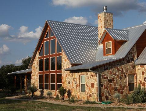 Mueller Metal Roof Ap Galvalume Plus 1 Metal Roof Roofing Steel Roofing