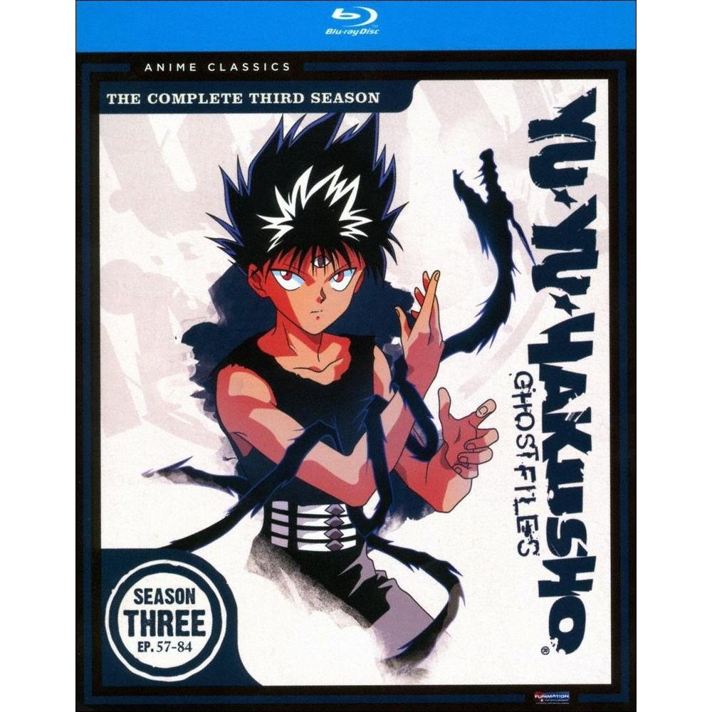 Yu yu hakushoSeason three (Bluray) Anime, Blu ray
