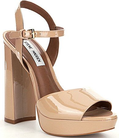 Steve Madden Kierra Platform Dress Sandals #Dillards