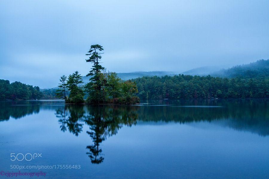 Popular on 500px : Good morning Lake Luzerne by edpadillajr