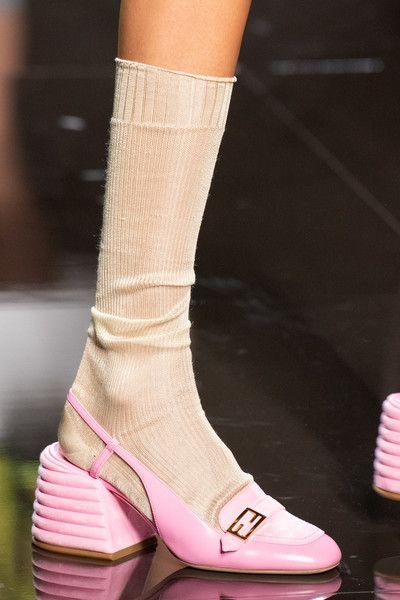 Fendi at Milan Fashion Week Spring 2020