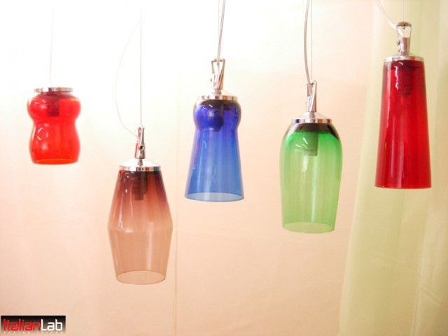 riciclo creativo: come trasformare i vecchi bicchieri in tante ... - Lampade Riciclo Creativo