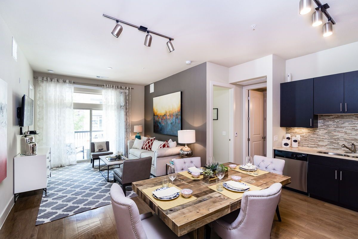 Our Lone Tree apartments just outside of Denver offer