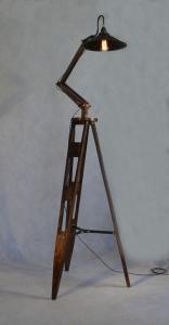 Retro Industrial Lampa Podlogowa Lampa Podlogowa Lampy Retro