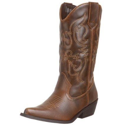 c5ebca042aa8 Simple adorable cowboy boots that are extremely affordable.
