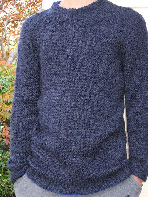 30384d04d60f89 Ravelry  Hurry-Up Last Minute Sweater (December) pattern by Elizabeth  Zimmermann