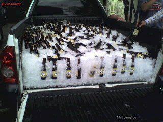 Una Hielera Que Le Caben 500 Cervezas Aguien Quiere Una