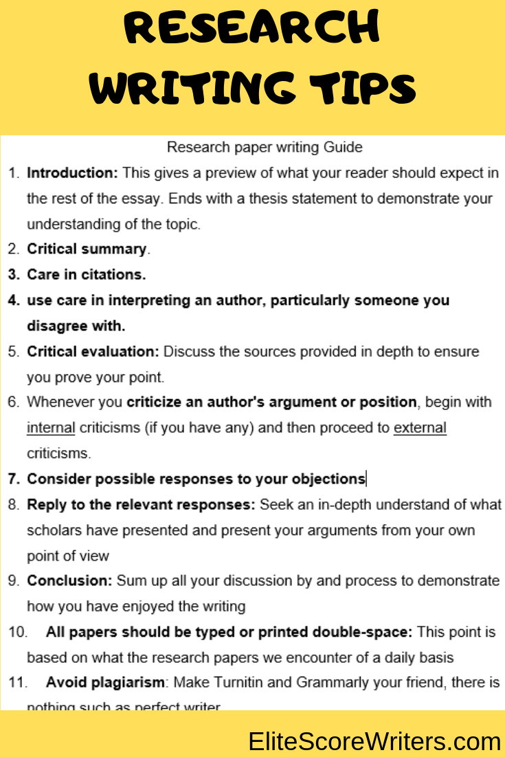 Research Writing | Research Writing, Research Paper, Research Paper Outline  Template