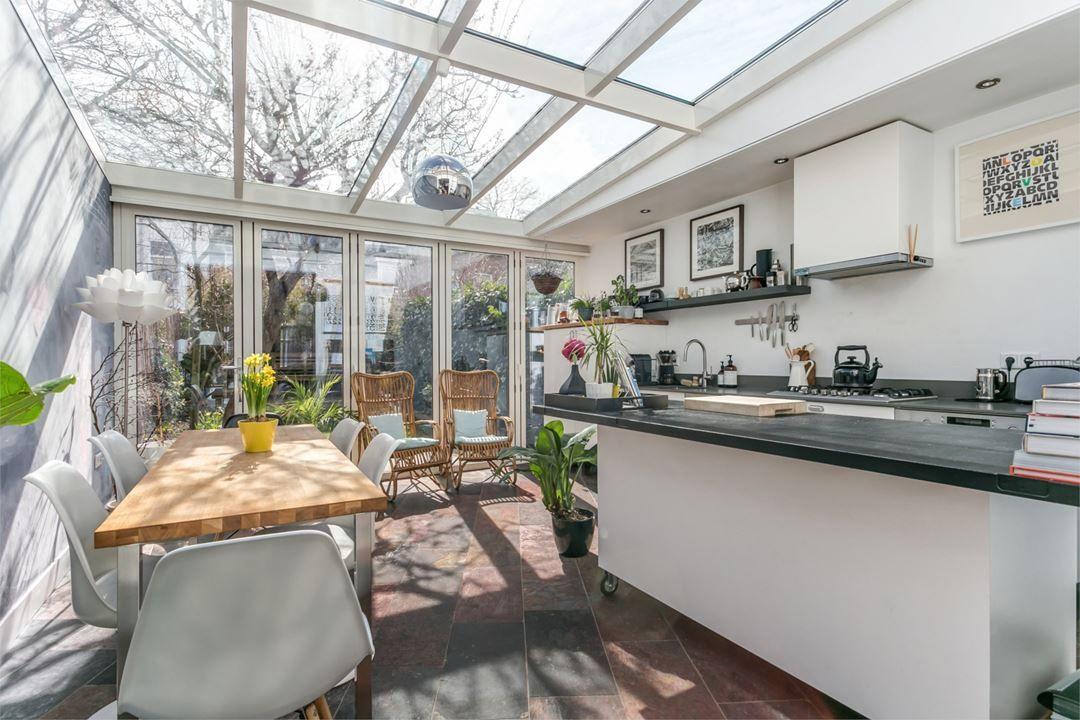 Minimalistisch Interieur Serre : Keuken in de serre home inspirations keuken