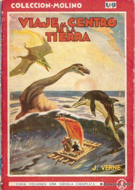 Pin De Daniel Biasevich En Books Books Books Viaje Al Centro De La Tierra Julio Verne Feria De Libros