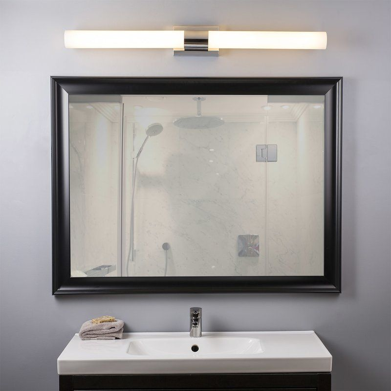 Sternberg 42 2 Light Led Bath Bar Bathroom Mirror Modern