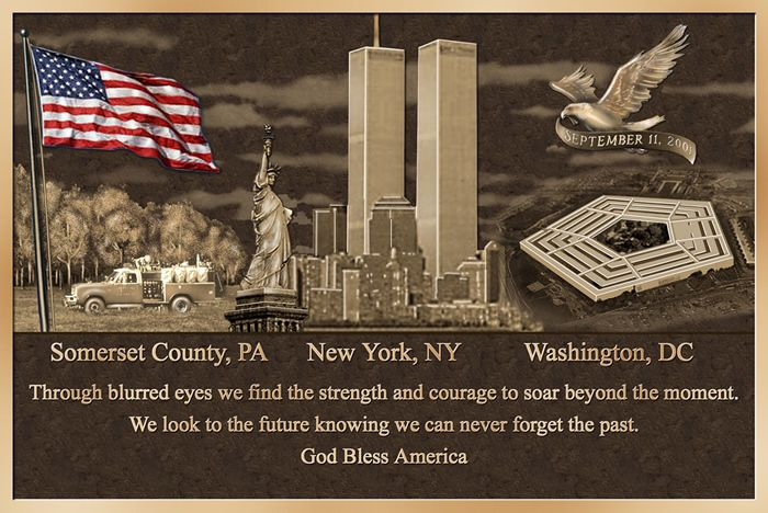 To Gaze Into The Abyss Remembering September 11th 911 Never Forget God Bless America